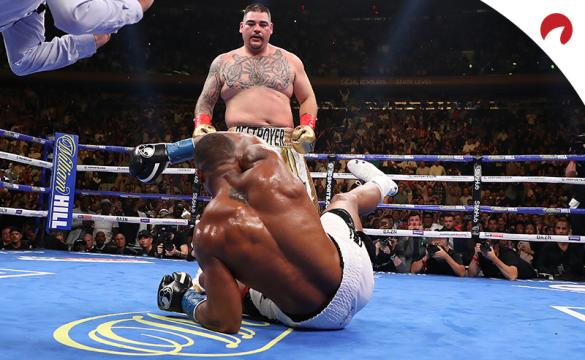 Anthony Joshua vs Andy Ruiz Jr. Betting Odds