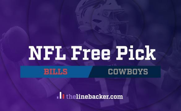 NFL Free Pick: Buffalo Bills vs Dallas Cowboys