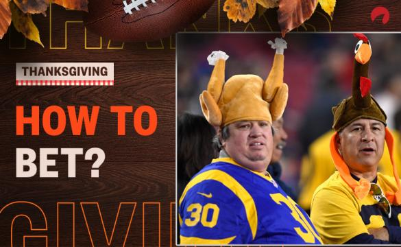 How to Bet NFL Thanksgiving Day Games