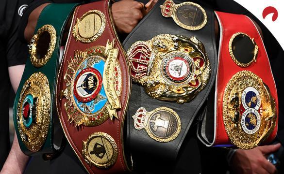 Undisputed Heavyweight Champ Odds
