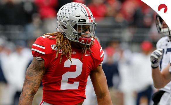 Ohio State vs Wisconsin Betting Odds December 7 2019