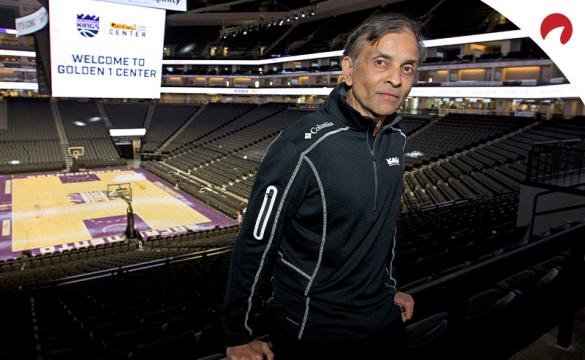 Vivek Ranadive Sacramento Kings Bitcoin December 3 2019