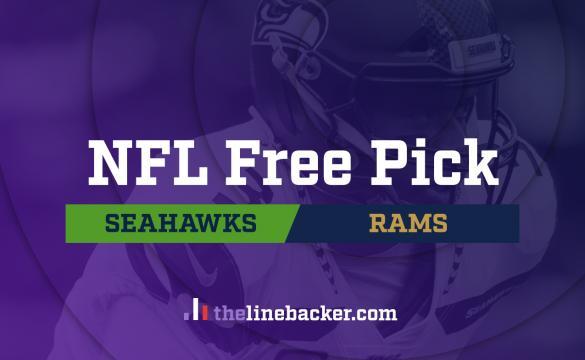 NFL Free Pick from Linebacker: Seahawks vs Rams