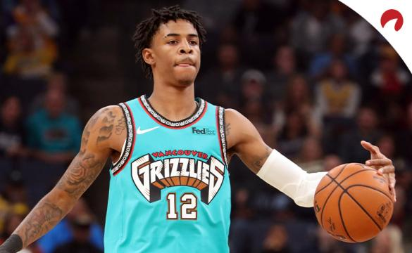 NBA Rookie of The Year Betting Odds December 5 Ja Morant