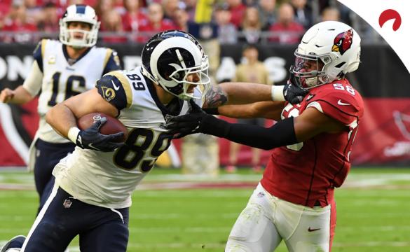 Previa para apostar en el Los Angeles Rams Vs Seattle Seahawks de la NFL 2019