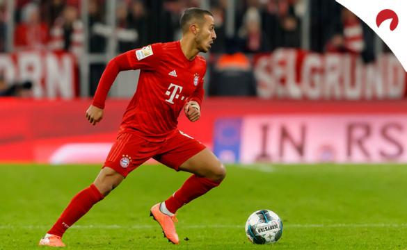 Previa para apostar en el Borussia Mönchengladbach Vs Bayern Múnich de la Bundesliga 2019-20