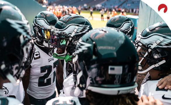 NFL Week 14 MNF Betting Props: Giants vs Eagles