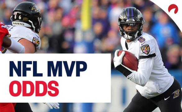 NFL MVP Award Odds