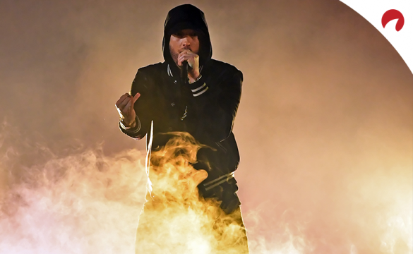What are the odds of Eminem making a diss track about Nick Cannon? Find out.
