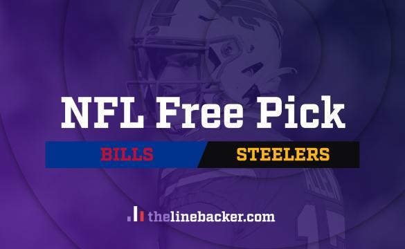NFL Free Pick from Linebacker: Bills vs Steelers