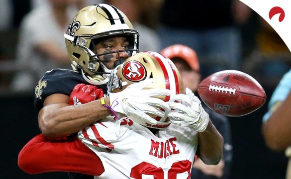 Previa para apostar en el New Orleans Saints Vs Indianapolis Colts de la NFL 2019