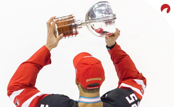 Canada Leads Odds to Win the 2021 IIHF World Junior Championship.
