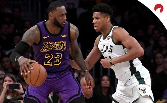 NBA Regular Season Win Record Odds Bucks Lakers