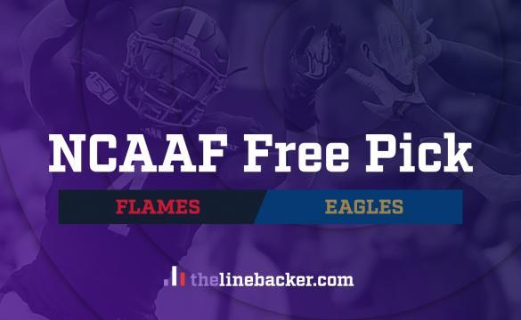 NCAAF Free pick from Linebacker: Liberty vs Georgia Southern