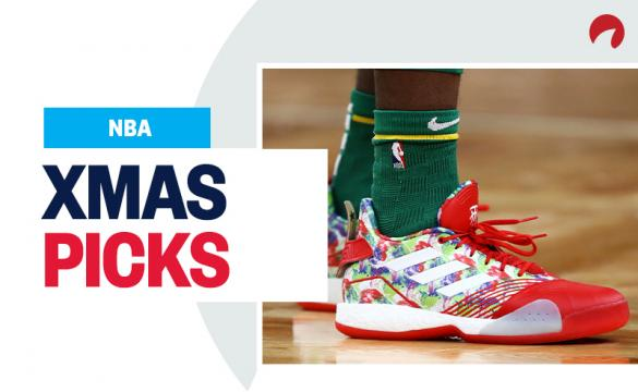 NBA Christmas Day Betting Picks and Trends December 25 2019