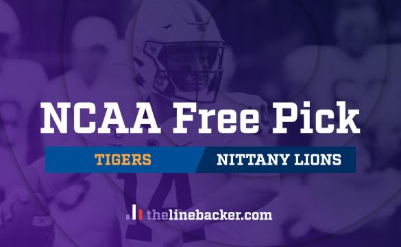 NCAAF Linebacker Free Pick Memphis Penn State