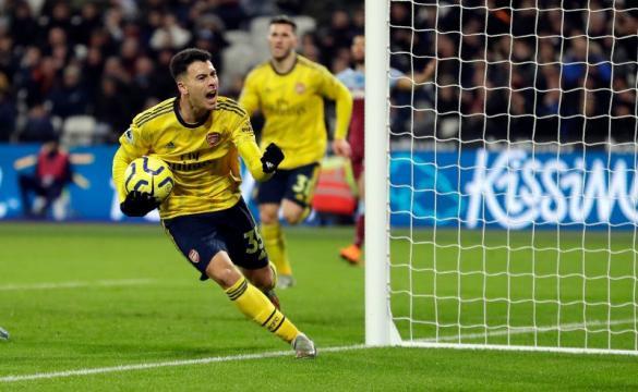 Gabriel Martinelli do Arsenal