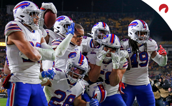 Bills-Texans Wild Card Betting Preview