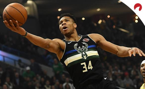 NBA MVP BETTING ODDS January 1 2020 Giannis Antetokounmpo