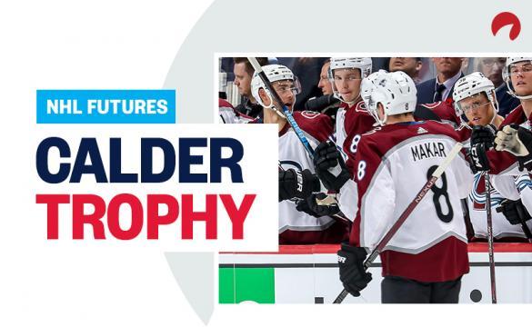 2020 Calder Trophy Odds