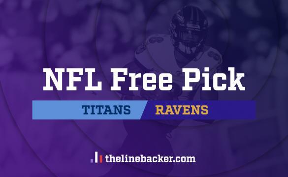 NFL Free Pick from Linebacker: Titans vs Ravens
