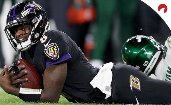 Previa para apostar en el Baltimore Ravens Vs Tennessee Titans de la NFL 2019