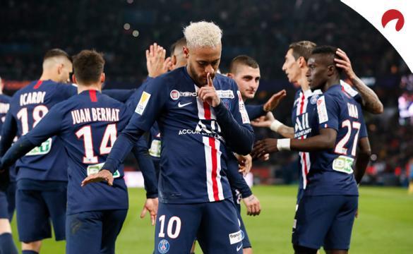 Previa para apostar en el PSG Vs Mónaco de la Ligue 1 2019-20