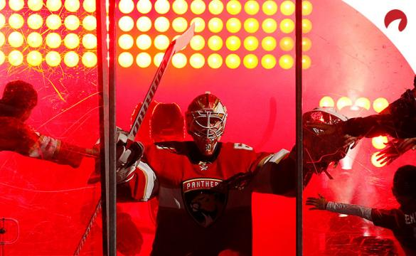 NHL Live In-Game Betting Report