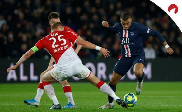 Previa para apostar en el Mónaco Vs PSG de la Ligue 1 2019-20