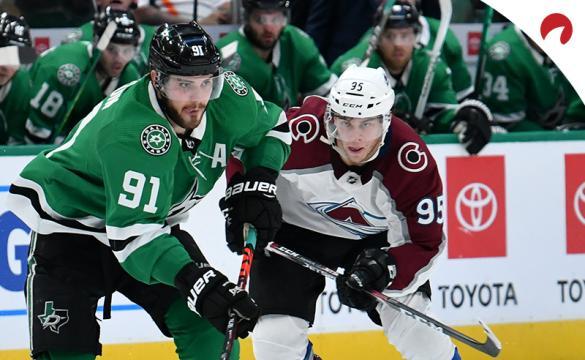 Tyler Seguin Andre Burakovsky NHL Hockey Betting Preview Dallas Stars vs Colorado Avalanche