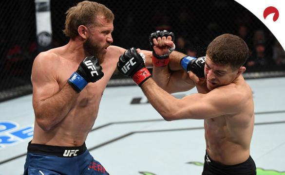 Motivos para apostar por Cerrone en el UFC 246