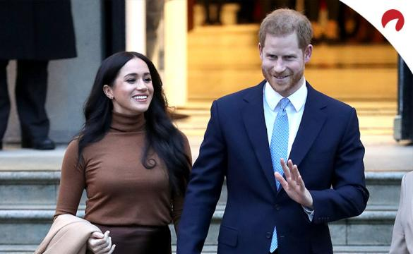 Megan and Harry Royal Family prop odds