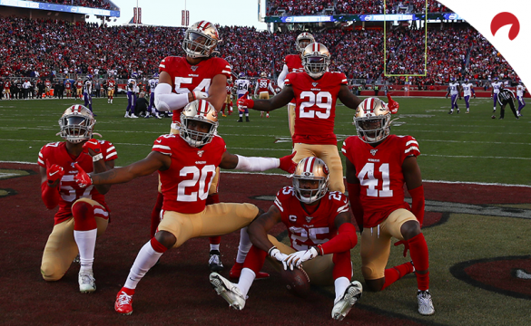 Previa para apostar en el San Francisco 49ers Vs Green Bay Packers de la NFL