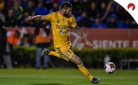Previa para apostar en el Club América Vs Tigres UANL de la Liga MX - Clausura 2020