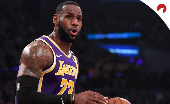 Lakers vs Rockets Betting Odds January 18 2020