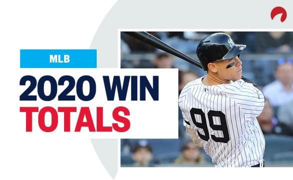 MLB 2020 Season Win Totals Aaron Judge