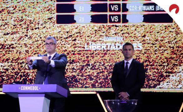 Apuestas para la primera ronda de la Copa Libertadores 2020