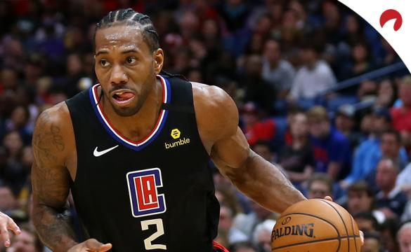 Clippers vs Mavericks Betting Odds January 21 2020