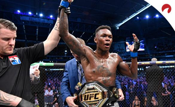 UFC 248: Adesanya vs Romero Betting Odds