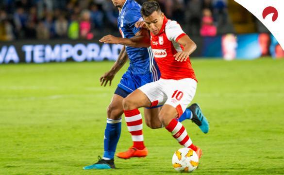 Previa para apostar en el Once Caldas Vs Independiente Santa Fe de la Liga BetPlay Dimayor 2020-I