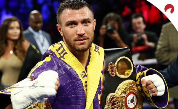 Lomachenko vs Lopez Betting Odds