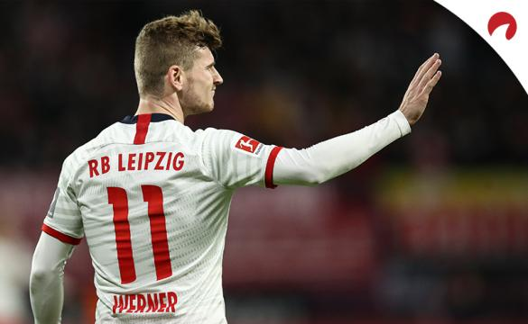 Timo Werner RB Leipzig Bundesliga Betting Odds