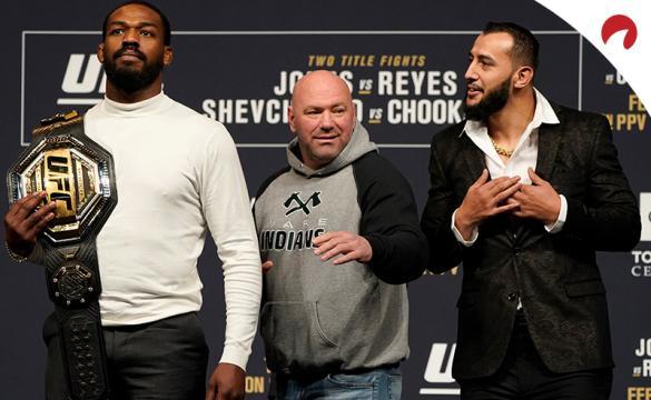 How to Bet Jones vs Reyes