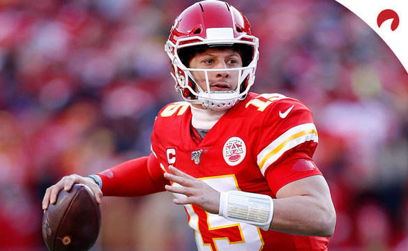Patrick Mahomes Benjamin Eckstein Super Bowl Prop Betting Picks Expert Picks