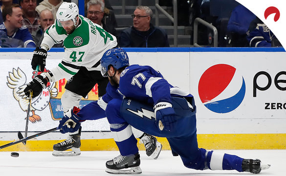 Alexander Radulov Victor Hedman NHL Hockey Betting Preview Tampa Bay Lightning vs Dallas Stars