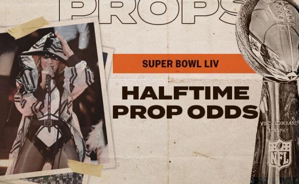 Super Bowl 54 Halftime Props Jennifer Lopez