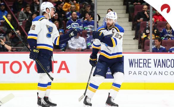 NHL Central Division Odds
