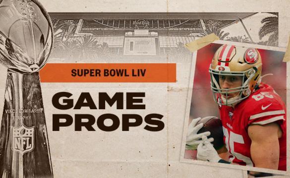 Super Bowl 54 Game Props