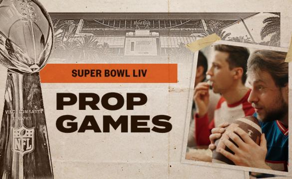 Prop Games for the 2020 Super Bowl