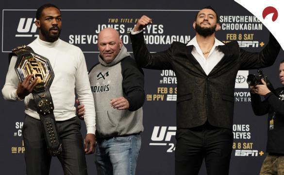 Análisis para apostar en el UFC 247: Jones Vs Reyes